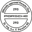 Officially approved Porsche Club 293